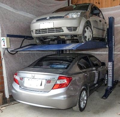 Duplicador de Vaga/Garagem Hidráulico
