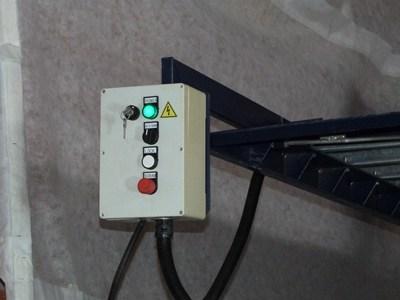 Elevador Hidráulico Eletrônico