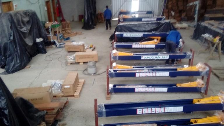 Elevador Automotivo 2500 kg