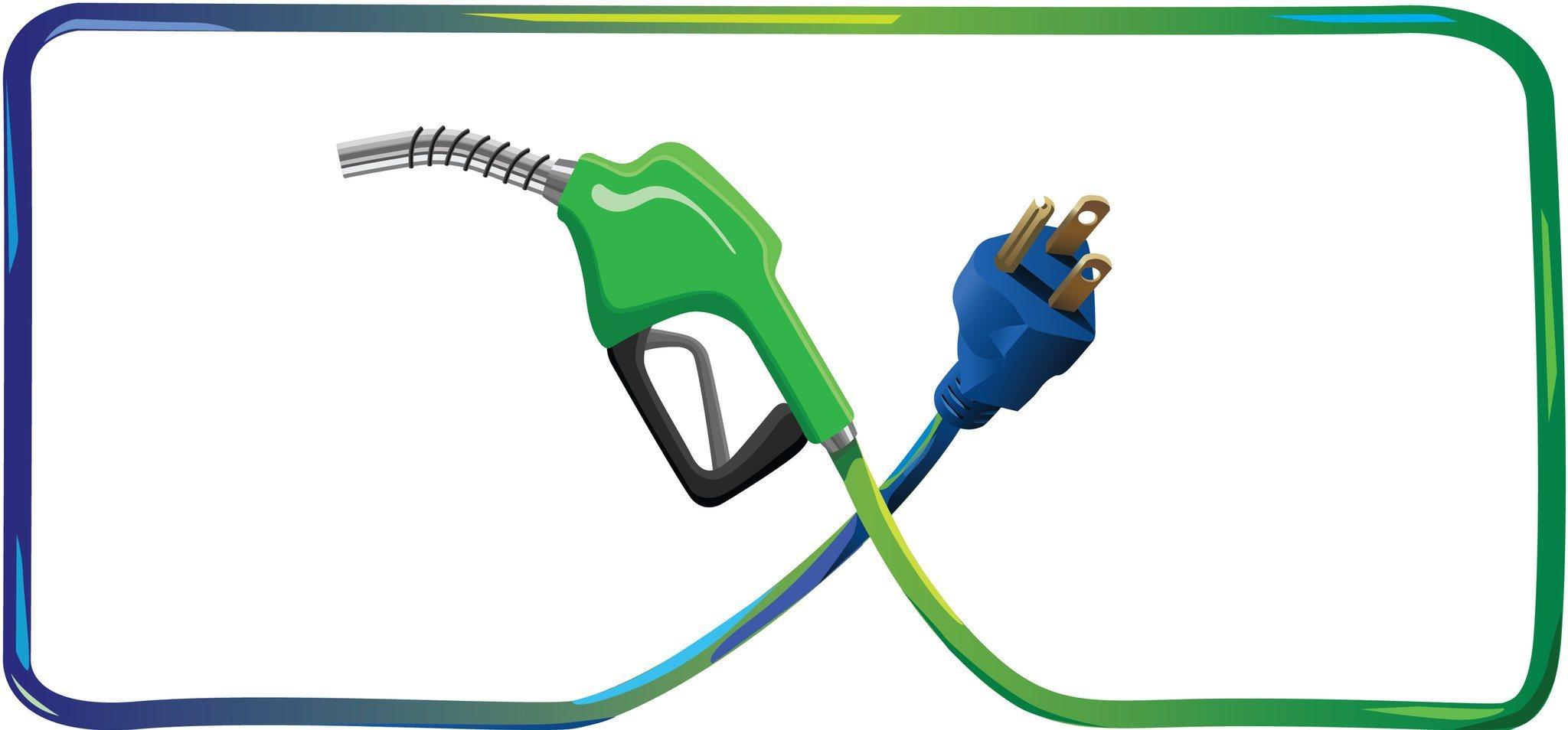 Como aumentou o número de vendas de carros elétricos?