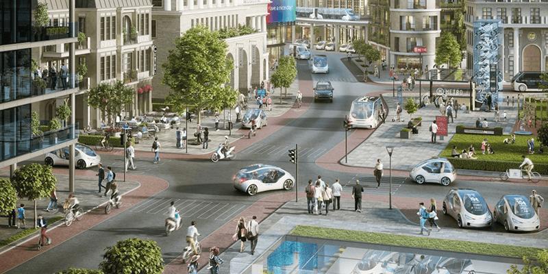 mobilidade urabana do futuro