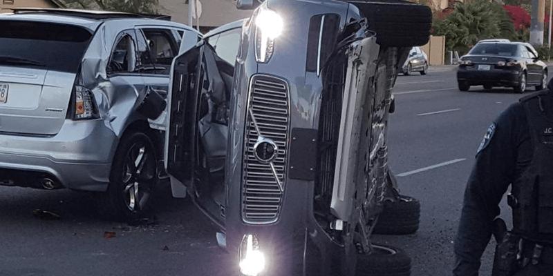 O primeiro acidente com carro autônomo, o que vai acontecer agora?